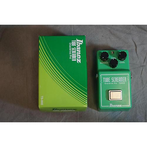 Ibanez TS808 Reissue Tube Screamer Distortion Green Effect Pedal