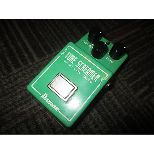 Ibanez TS808 Reissue Tube Screamer Distortion Keeley Mod Effect Pedal-thumbnail