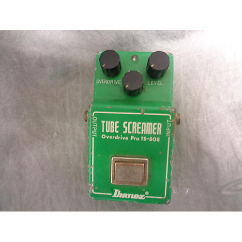 Ibanez TS808 TUBE SCREAMER Effect Pedal-thumbnail