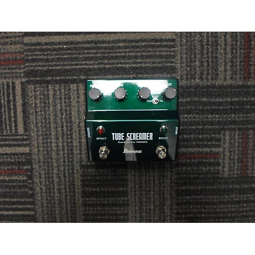 Ibanez TS808DX Emerald Green Effect Pedal-thumbnail