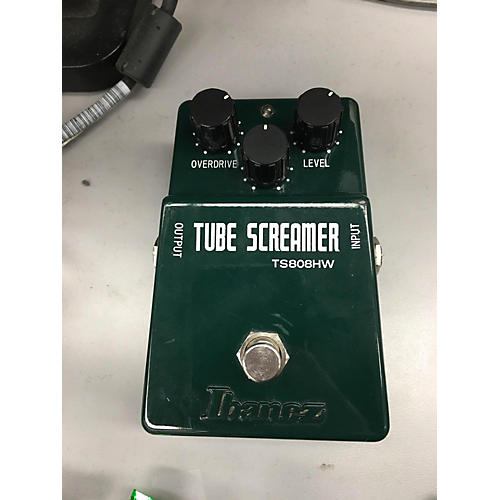 Ibanez TS808HW Hand Wired Tube Screamer Effect Pedal-thumbnail