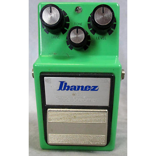 Ibanez TS9 Tube Screamer Distortion Effect Pedal-thumbnail