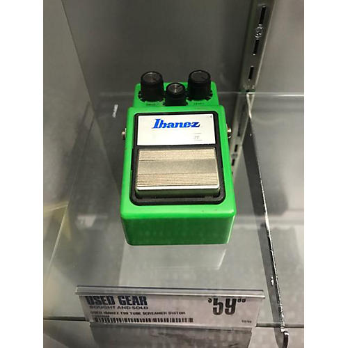 Ibanez TS9 Tube Screamer Distortion Effect Pedal