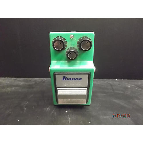 Ibanez TS9 Tube Screamer Distortion Emerald Green Effect Pedal