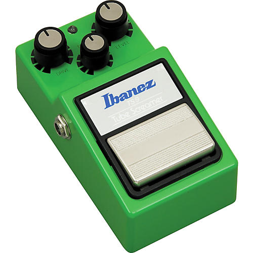 Ibanez TS9 Tube Screamer Effects Pedal-thumbnail