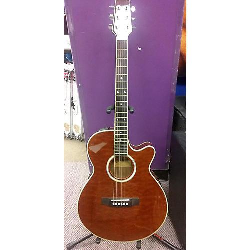 Jasmine TS90C Acoustic Electric Guitar-thumbnail