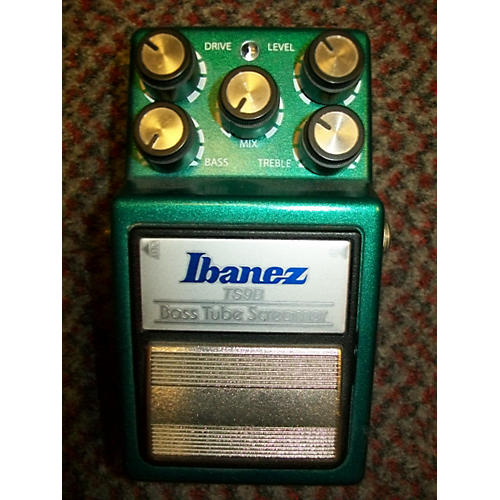 Ibanez TS9B Bass Tube Screamer Effect Pedal-thumbnail