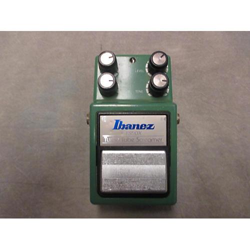 Ibanez TS9DX Turbo Tube Screamer Effect Pedal