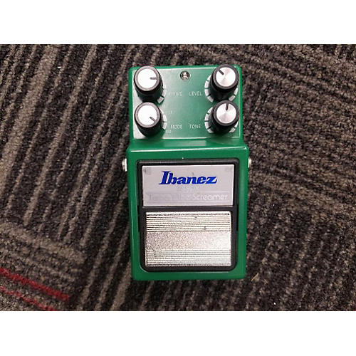 Ibanez TS9DX Turbo Tube Screamer Effect Pedal