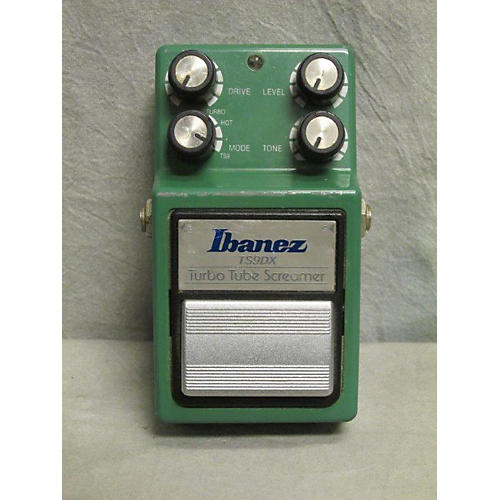 Ibanez TS9DX Turbo Tube Screamer Effect Pedal-thumbnail
