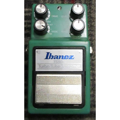 Ibanez TS9DX Turbo Tube Screamer Effect Pedal-thumbnail