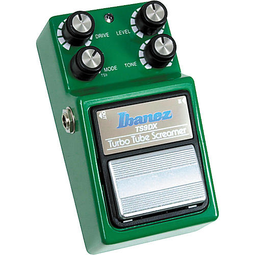 Ibanez TS9DX Turbo Tube Screamer Effects Pedal-thumbnail