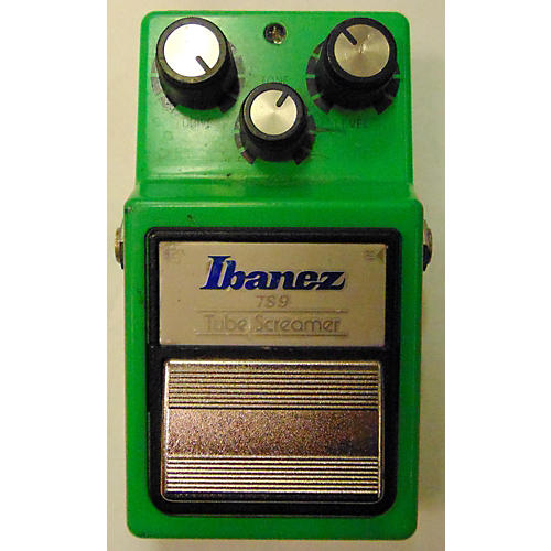 Ibanez TS9DX Turbo Tube Screamer Keeley Mod Effect Pedal-thumbnail