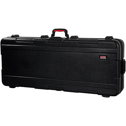 Gator TSA ATA Slim 88-Note Keyboard Case with Wheels-thumbnail