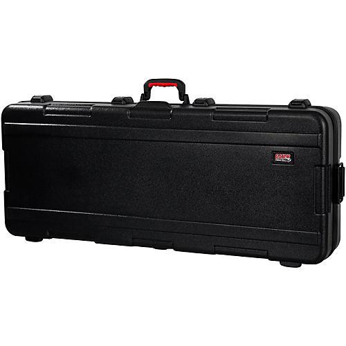 Gator TSA ATA Slim 88-Note Keyboard Case with Wheels-thumbnail