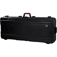 Gator TSA ATA Slim XL 88-Note Keyboard Case with Wheels