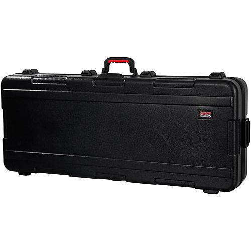Gator TSA ATA Slim XL 88-Note Keyboard Case with Wheels 88 Key