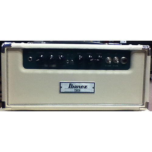 Ibanez TSA15H Tube Screamer 15W And Cab Cream Tube Guitar Amp Head