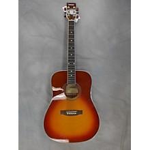 Tanara TSD-100 VS Acoustic Guitar