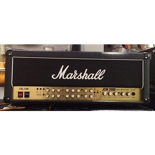 Marshall TSL100 100W Tube Guitar Amp Head