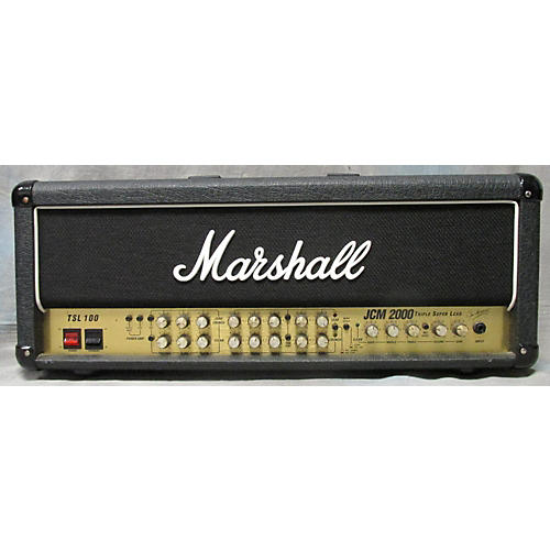 Marshall TSL100 JCM2000 Tube Guitar Amp Head-thumbnail