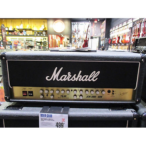 Marshall TSL602 60W Tube Guitar Amp Head