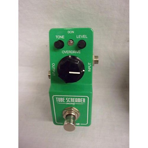 Ibanez TSMINI TUBE SCREAMER Effect Pedal