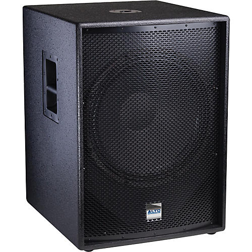 alto tssub18 18 1200w peak active subwoofer guitar center. Black Bedroom Furniture Sets. Home Design Ideas