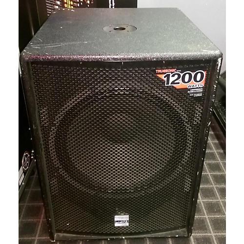 Alto TSSUB18 18in 1200W Powered Subwoofer-thumbnail