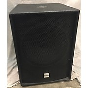 Alto TSSUB18 18in 1200W Powered Subwoofer