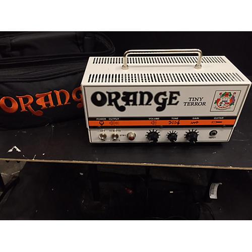 Orange Amplifiers TT15H Tiny Terror 15W Tube Guitar Amp Head-thumbnail