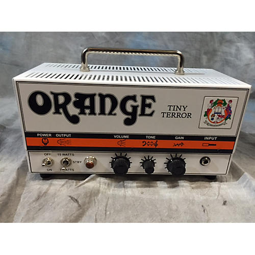 Orange Amplifiers TT15H Tiny Terror 15W Tube Guitar Amp Head-thumbnail