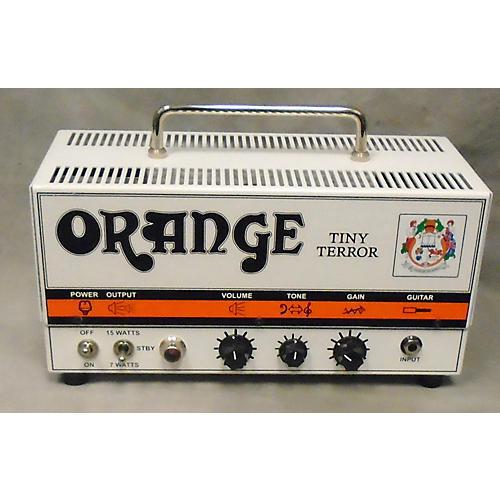 Orange Amplifiers TT15H Tiny Terror 15W Tube Guitar Amp Head