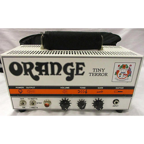 Orange Amplifiers TT15H Tiny Terror Tube Guitar Amp Head-thumbnail