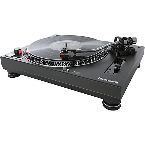 Numark TT250USB Professional DJ Direct Drive Turntable-thumbnail