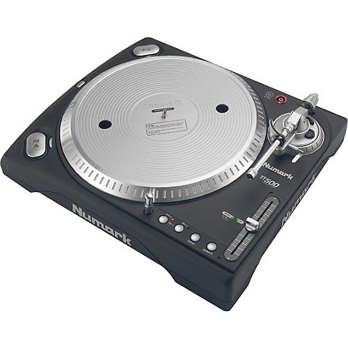 Numark TT500 Turntable with Interchangeable Tone Arms