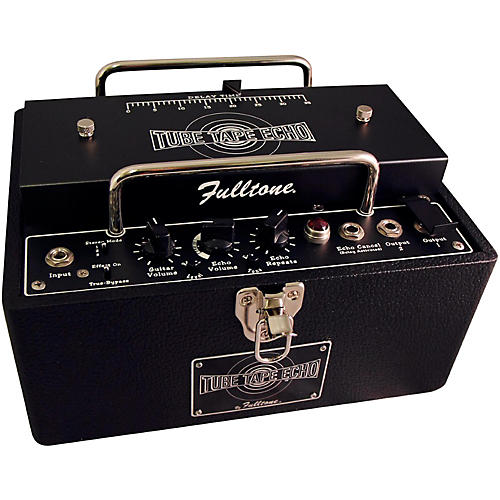 Fulltone Custom Shop TTE Delay Effect Tube Tape Echo