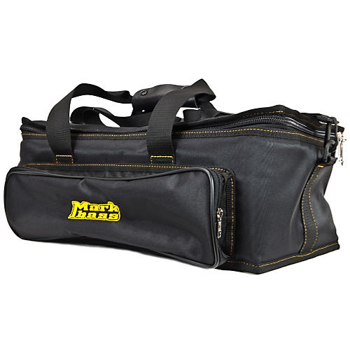 Markbass TTE Padded Amp Carry Bag with Cable and Accessory Compartment-thumbnail