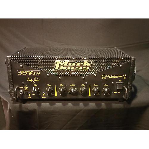used markbass tte800 800w tube bass amp head guitar center. Black Bedroom Furniture Sets. Home Design Ideas