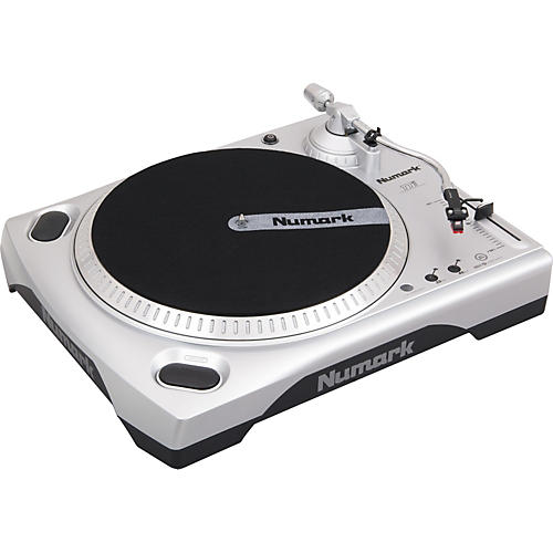 Numark TTUSB Belt-Drive Turntable with USB Audio Interface-thumbnail