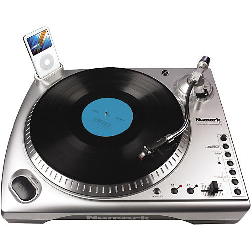 Numark TTi USB Turntable with iPod Dock-thumbnail