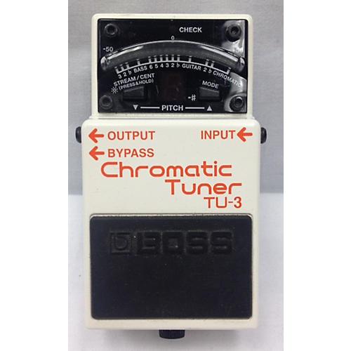 Boss TU-3 Tuner Pedal-thumbnail