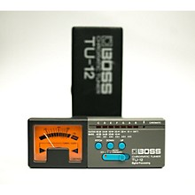 Boss TU12 Chromatic Tuner