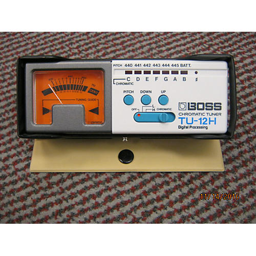 Boss TU12H Chromatic Tuner