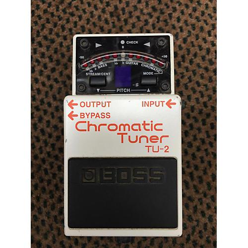 Boss TU2 Chromatic ELEC PEDAL-E VOLUME-thumbnail