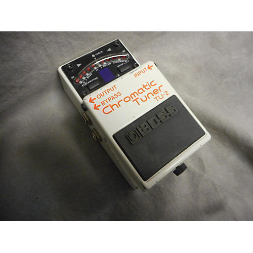 Boss TU2 Chromatic Tuner Pedal