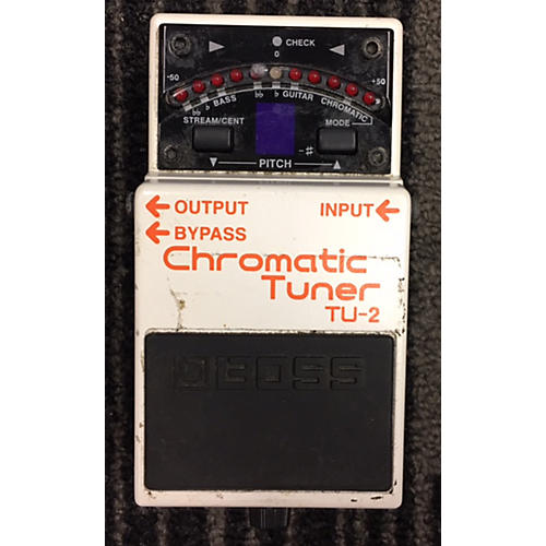 Boss TU2 Chromatic Tuner