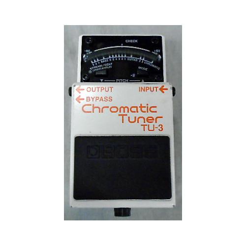 Boss TU3 Chromatic Tuner Pedal-thumbnail