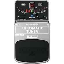 Behringer TU300 Chromatic Pedal Tuner
