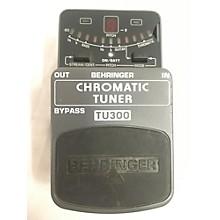 Behringer TU300 Chromatic Tuner Pedal